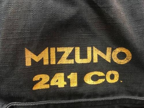 MIZUNO×241Coの未使用