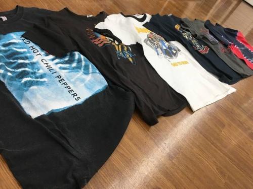 バンドTシャツの所沢店新入荷