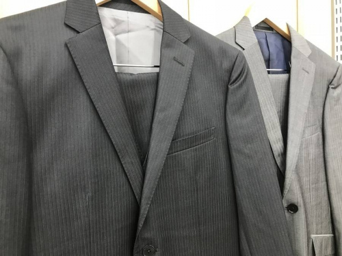 スーツのビンゴ