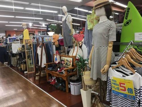 所沢店のレディースファッション