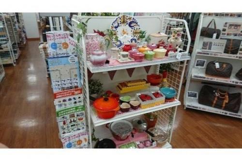 キッチン雑貨の不用品