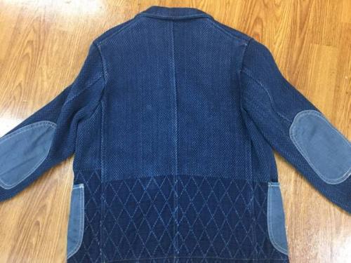 ジャケットの剣道フレンチジャケット