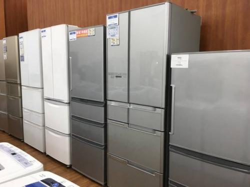 所沢 新座 ふじみ野 入間 東村山 清瀬 西東京 中古家電 買取のお買得冷蔵庫