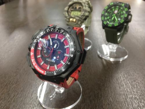 所沢店新入荷の所沢 中古腕時計
