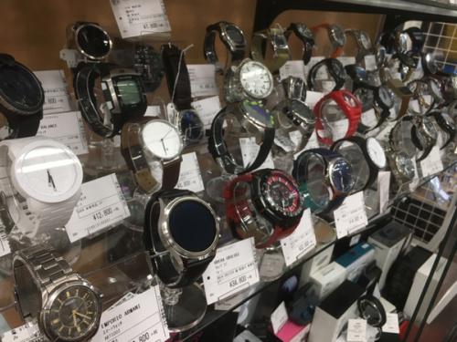 所沢 中古腕時計