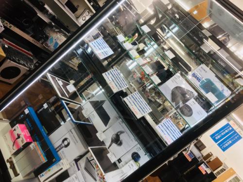 オーディオ機器(スピーカー・液晶モニター・カメラ・一眼レフ・音楽プレーヤー・イヤホン))の所沢 新座 ふじみ野 入間 東村山 清瀬 西東京 中古オーディオ機器 買取