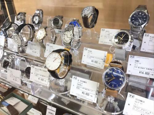 所沢腕時計のSALE セール