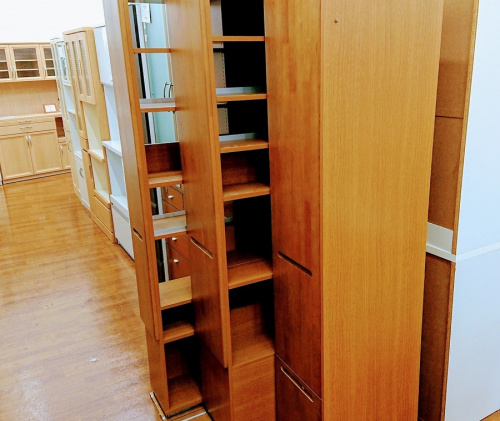 本棚のホクトアイランド