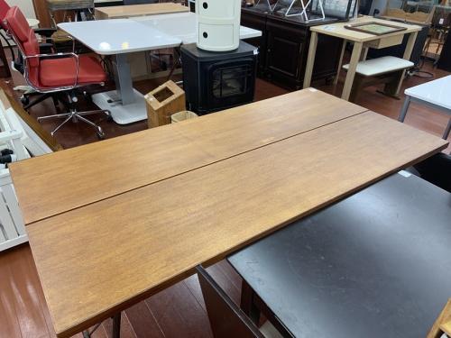 ダイニングテーブルの中古家具 販売 買取