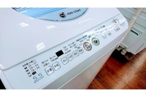 SHARPの所沢 洗濯機