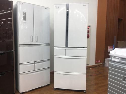 生活家電の冷蔵庫 panasonicパナソニック