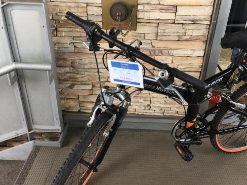 所沢 自転車の自転車