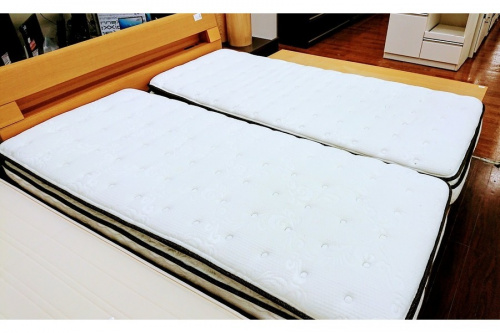 ニトリのベッド