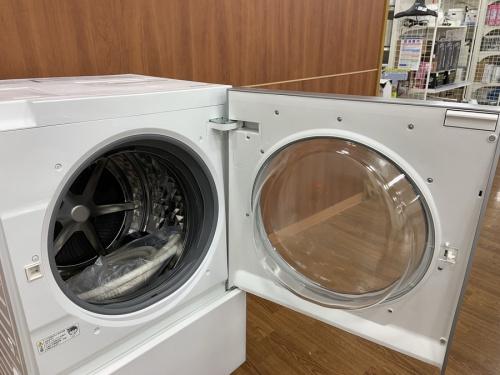 中古洗濯機 入間 所沢 小手指 清瀬の安い ドラム式洗濯乾燥機 所沢