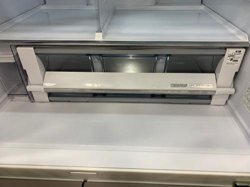 大型冷蔵庫 ファミリー冷蔵庫の家電 埼玉 中古