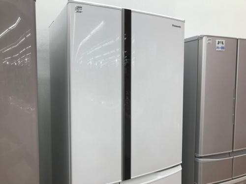 生活家電の冷蔵庫 panasonic パナソニック