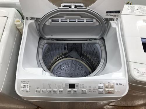 SHARP シャープの所沢 洗濯機