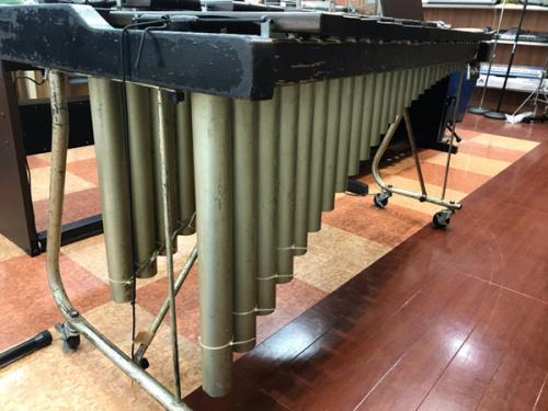 マリンバの打楽器