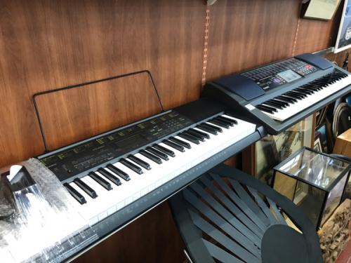 電子ピアノ 電子キーボードの鍵盤楽器 中古 買取