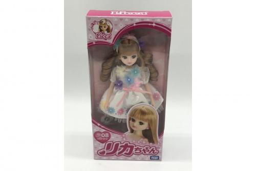 リカちゃん人形の未使用