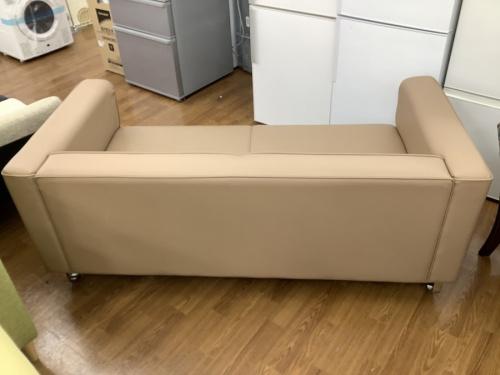 2人掛けソファーの宮腰製作所