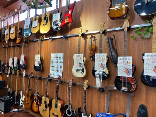 中古ギターの中古ベース