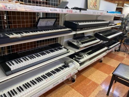 中古ベースの中古ピアノ