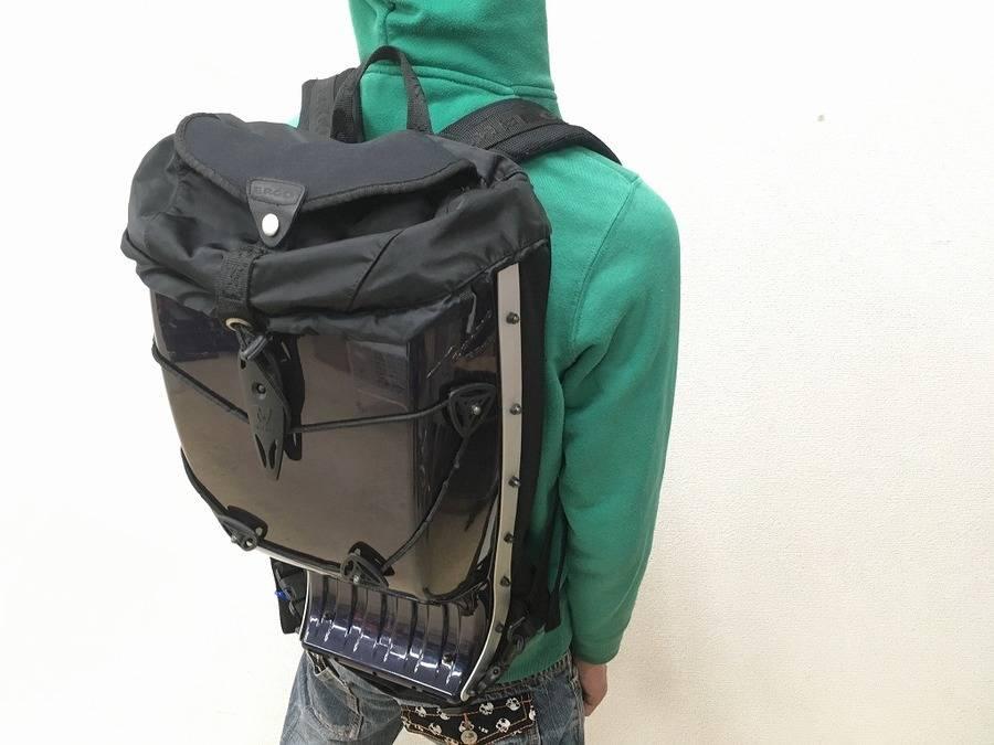 【TFスポーツ柏店】ergo(エルゴ)高機能シェルバッグのご紹介!【中古アウトドア】