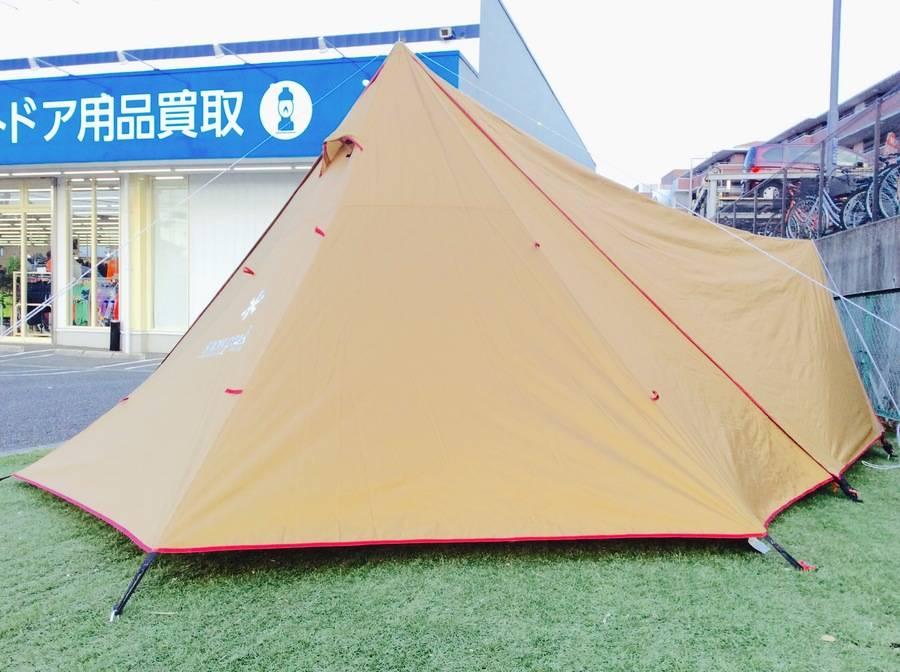 【TFスポーツ柏】SNOW PEAK ランドステーションL買取入荷致しました!【中古アウトドア・キャンプ用品】