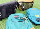 スポーツ・アウトドアのバッグ