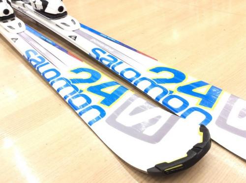 中古スポーツ用品の中古スキー