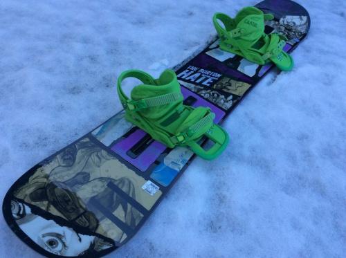 スキー用品の中古スノーボード用品