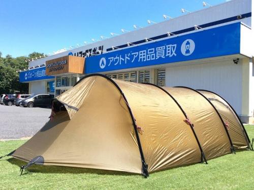 スポーツ・アウトドアのキャンプ用品