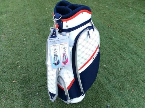 松戸 ゴルフ用品のキャディーバッグ