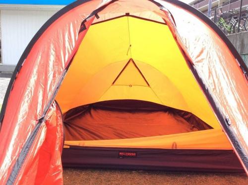 つくば キャンプ用品のイベントなう