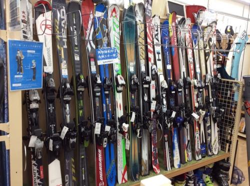 スキーのスノボ