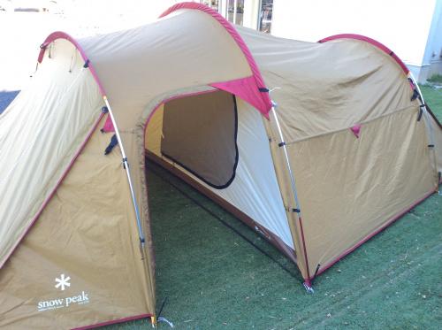 キャンプ用品のキャンプ
