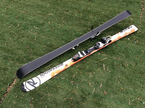 スキーのスキー用品