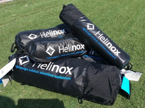 キャンプ用品のHelinox
