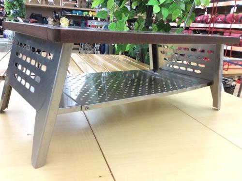 アウトドアテーブルの松戸 アウトドア