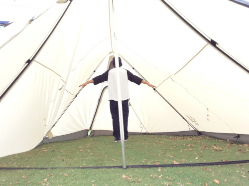 テントのTC