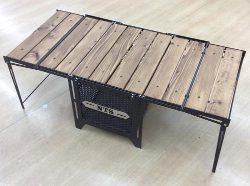 テーブルのボックス