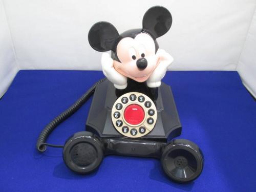 ミッキーマウスの電話