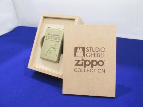 ZIPPOのスタジオジブリ
