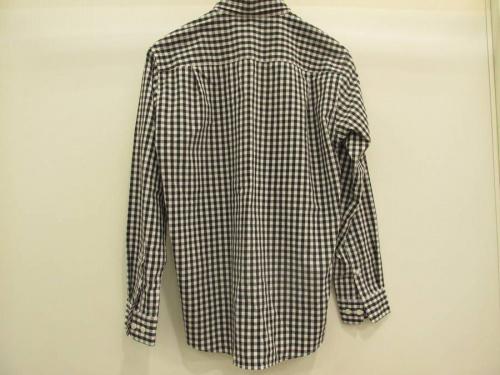 チェックシャツのノースフェイス(THE NORTH FACE)