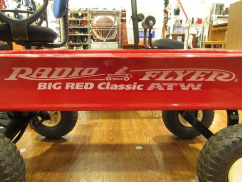 RADIO FLYERのワゴン