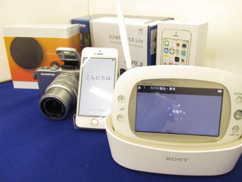 デジタル家電のミラーレス