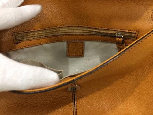 土屋鞄 中古のショルダーバッグ