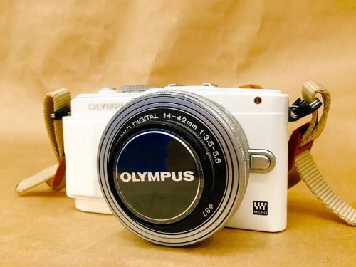 カメラのOLIMPUS