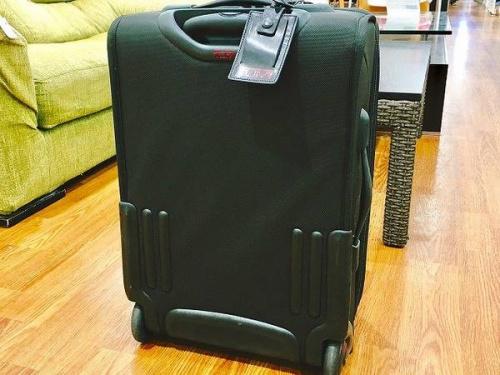 キャリーバッグのバッグ